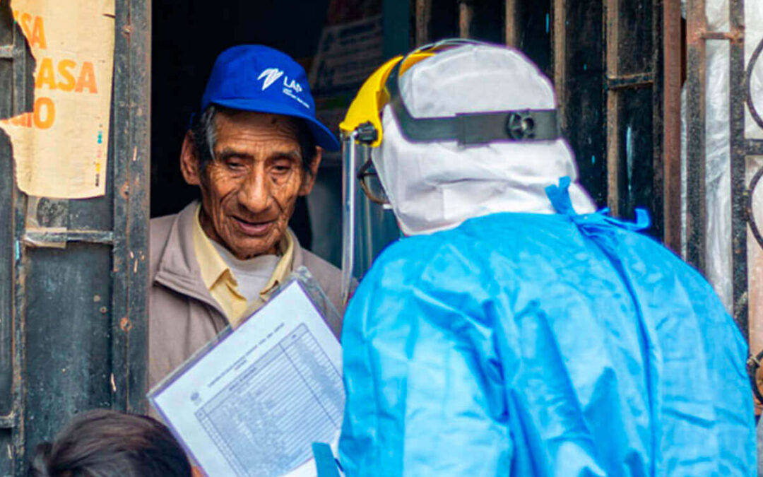 LAP LLEVA ATENCIONES MÉDICAS DOMICILIARIAS A VECINOS DEL AEROPUERTO