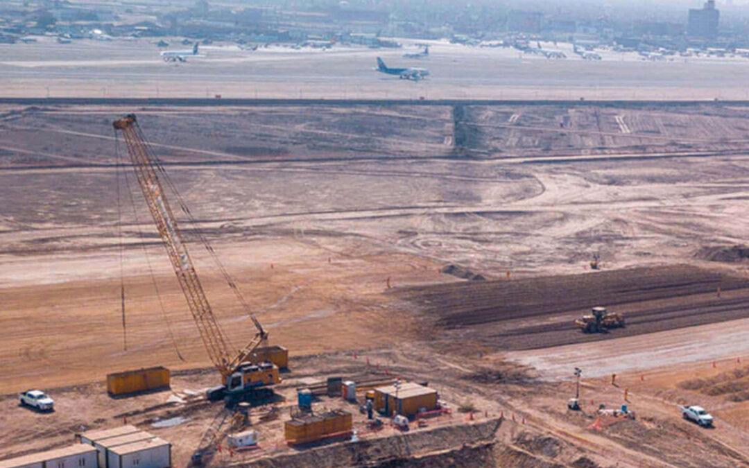 AEROPUERTO INTERNACIONAL JORGE CHÁVEZ ADJUDICA TRABAJOS PARA LA CONSTRUCCIÓN DE LA NUEVA TORRE DE CONTROL